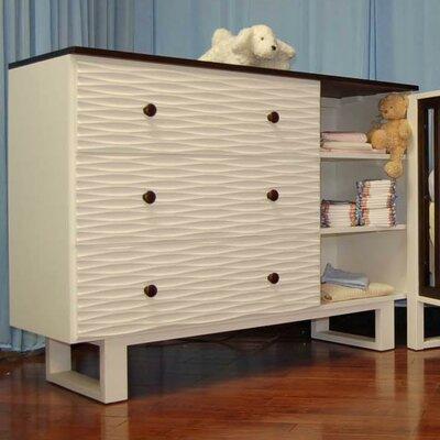 Cheap Eden Baby Furniture Moderno Dresser (EBF1001)