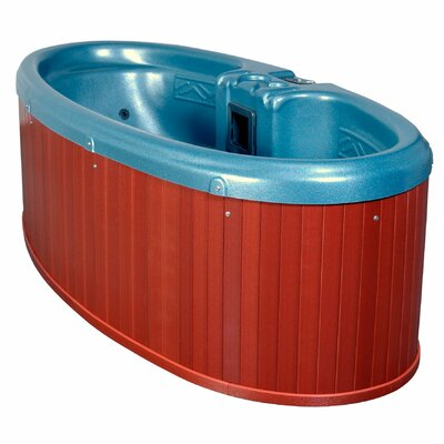 SPA, HOT TUB, JACUZZI Duet 2 Person Oval 10 Jet Spa