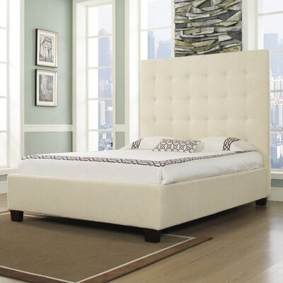 Loan for furniture Malibu-X Panel Bed Size: Queen, Fin...