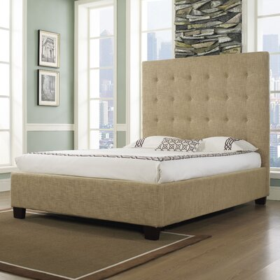 Furniture leasing Malibu-X Panel Bed Size: Queen, Fin...