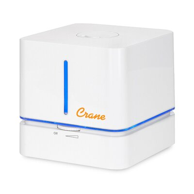 Crane 0.5 Gal. Cool Mist Ultrasonic Humidifier EE-5400