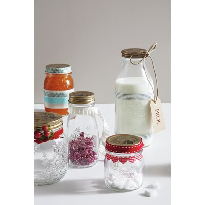 Quattro Stagioni 3 Piece Storage Jar Set