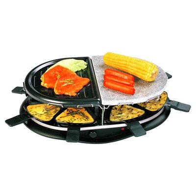 Raclette Indoor Grill 1200w