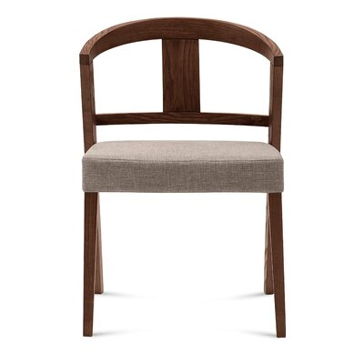 Gea Side Chair (Set of 2) Finish: Flirt Sand