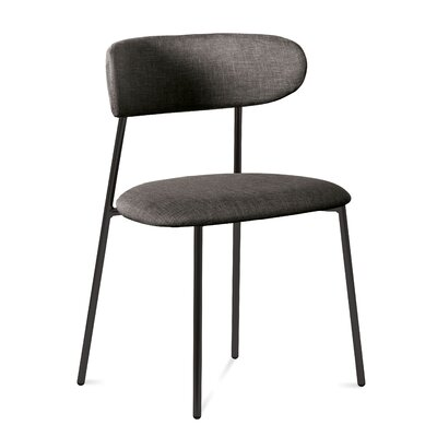 Anais Side Chair (Set of 2) Finish: Flirt Brown