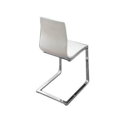 Gel SL Dining Chair (Set of 2) Finish: White