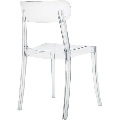 New Retro Chair (Set of 4) Finish: Translucent