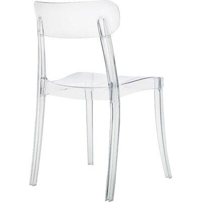 New Retro Chair (Set of 4) Finish: Translucent