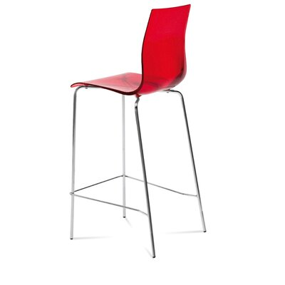 Rent Gel-Sga Stool Seat Color: Transpare...