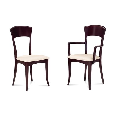 Low Price Domitalia Giusy Dining Arm Chair (Set of 2)