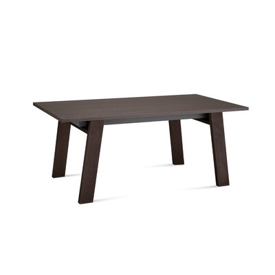 Ortiz Dining Table Table Color: Wenge