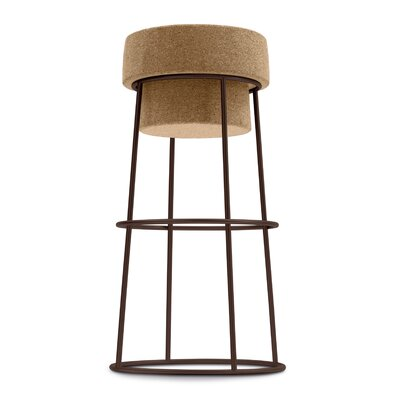 Bouchon 30 Bar Stool Finish: Bronze
