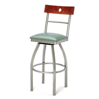Grand Rapids Chair Sydney 24 - 30.5 Swivel Barstool (Set of 2) Best Price