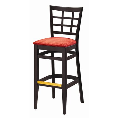 No credit check financing Melissa Wood W529 Bar Stool...