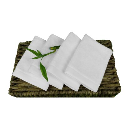 Washcloth Color: White