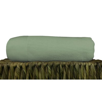 Conrad Bath Towel Color: Green