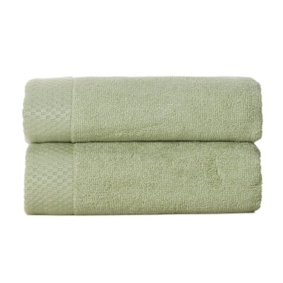 Resort Rayon from Bamboo Hand Towel Color: Sage