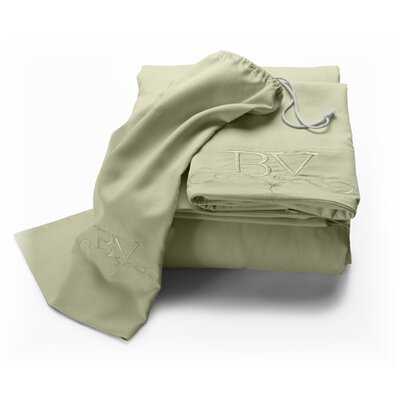 Unique Sheet Set Size: Twin, Color: Sage