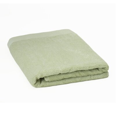Resort Rayon from Bamboo Bath Towel Color: Sage