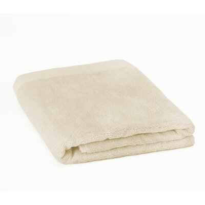 Resort Bath Towel Color: Ivory
