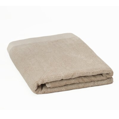 Resort Rayon from Bamboo Bath Towel Color: Champagne