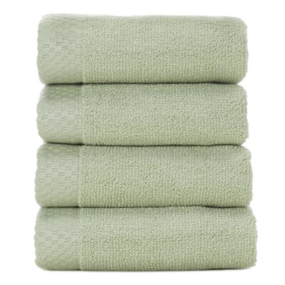 Resort Wash Cloth Color: Sage