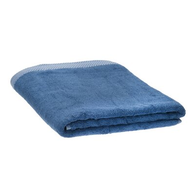 Resort Rayon from Bamboo Bath Towel Color: Indigo