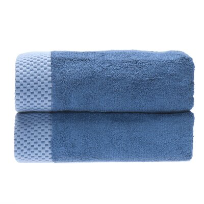 Resort Rayon from Bamboo Hand Towel Color: Indigo