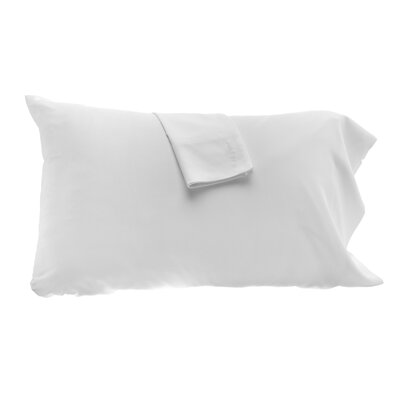 Pillowcase Size: King, Color: White