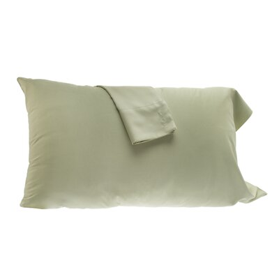 Pillowcase Color: Sage, Size: Queen