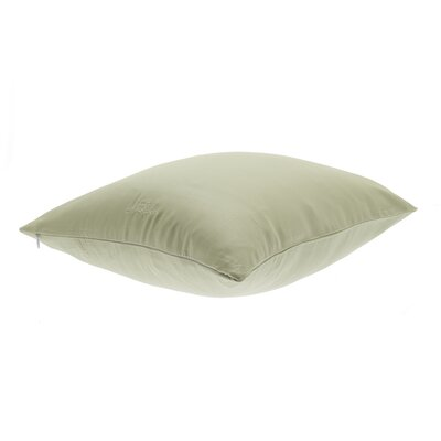 Conrad Travel Pillowcase Color: Sage