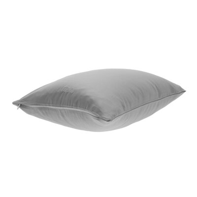 Conrad Travel Pillowcase Color: Platinum