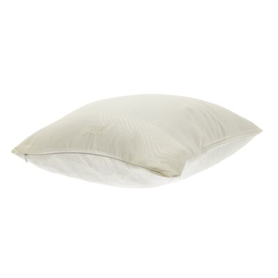 Conrad Travel Pillowcase Color: Ivory