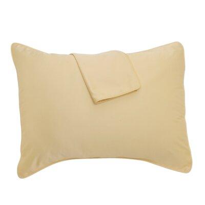 Conrad Standard Sham Color: Butter
