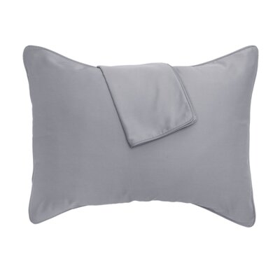 Standard Sham Color: Platinum