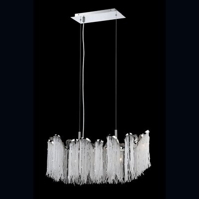 Ellena 5-Light Crystal Chandelier