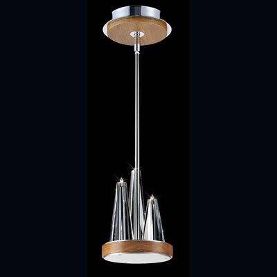 Skyline 3-Light Mini Pendant