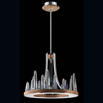 Skyline 15-Light Candle-Style Chandelier