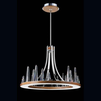 Skyline 20-Light Candle-Style Chandelier