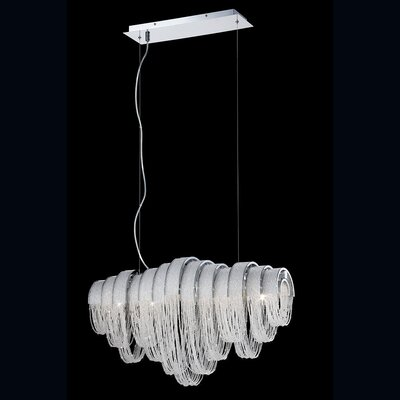 Sage 5-Light Linear Pendant