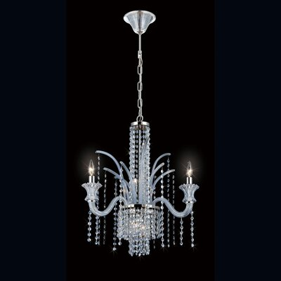 Nava 7-Light Crystal Chandelier