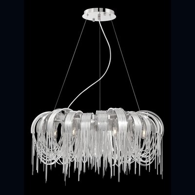 Avenue 8-Light Linear Pendant