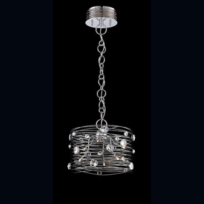 Corfo 6-Light Drum Pendant