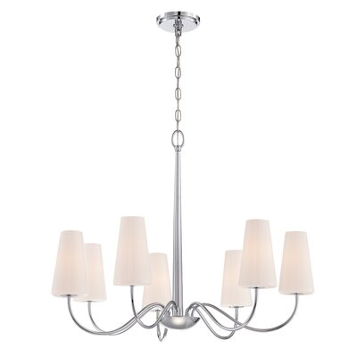 Enza 7-Light Candle-Style Chandelier