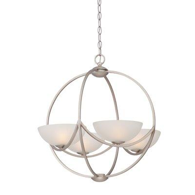 Carlucci 4-Light Globe Pendant