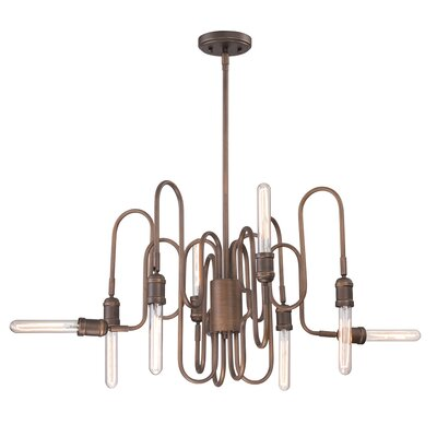 Briggs 8-Light Candle-Style Chandelier