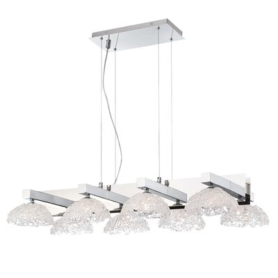 Caramico 8-Light Kitchen Island Pendant