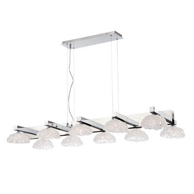 Caramico 10-Light Kitchen Island Pendant