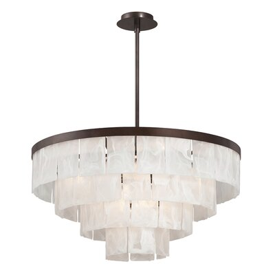 Hainsworth 8-Light Drum Chandelier