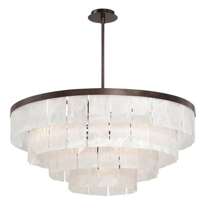 Hainsworth 13-Light Drum Chandelier